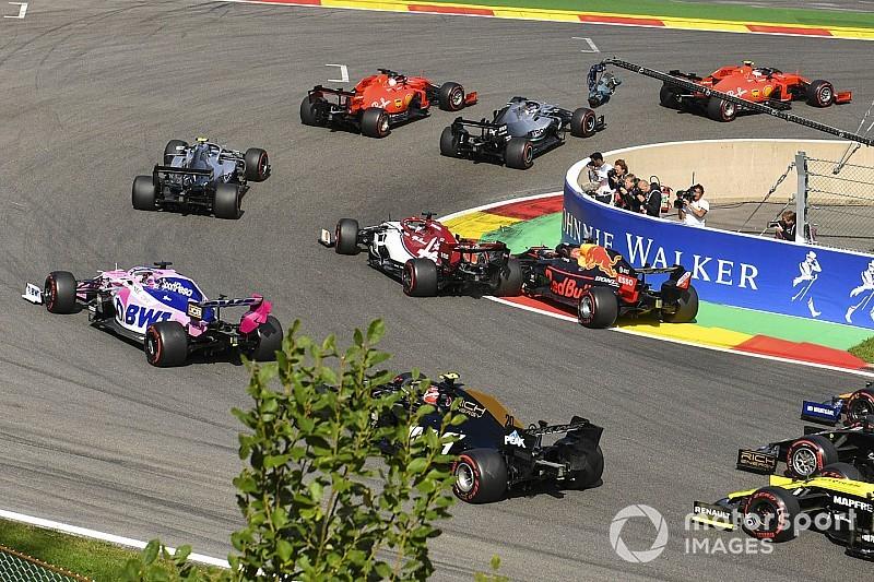 Az Alfa Romeo szerint Verstappen hülyeséget csinált Spában