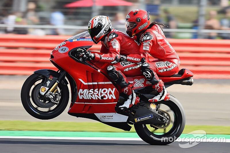 "MotoGP日本グランプリで""MotoGPマシン""を体感せよ! デスモセディチ・タンデム版搭乗体験"