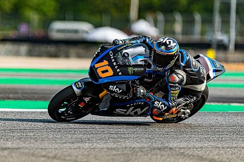 Moto2タイ決勝:マリーニ独走で今季初優勝。長島哲太15位に沈む