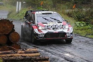 La tarde para Hyundai en Gales, pero el liderato para Tanak