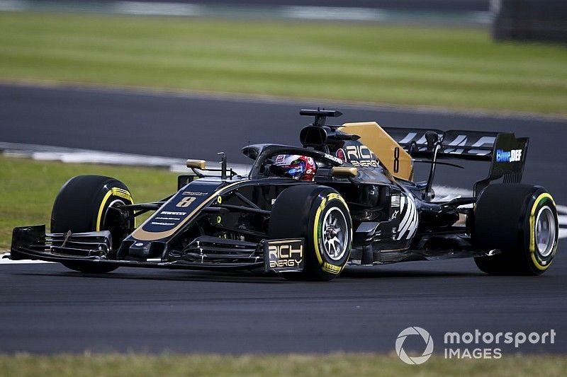 El Haas de 2020 se basará en la promesa de Pirelli
