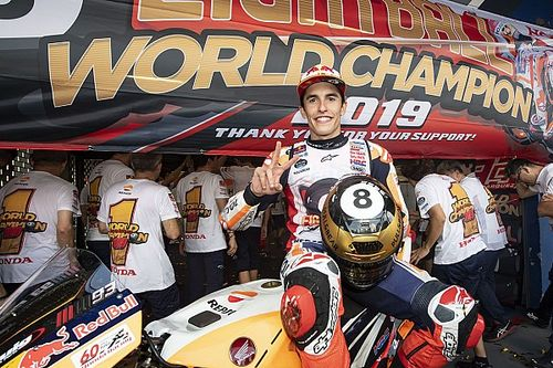 "Dovizioso: Marquez's 2019 title run ""something crazy"""