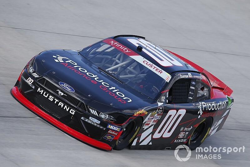 Cole Custer takes his seventh win of the season at Dover