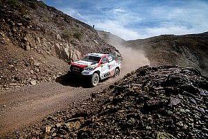 Алонсо поднялся в десятку лидеров по итогам второго дня Ралли Марокко