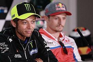 """Graziano Rossi: """"Ich befürchte, dass Valentino durch das Alter langsamer werden könnte"""""""