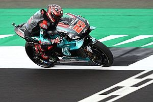 Silverstone MotoGP: Quartararo's FP2 lap record reinstated