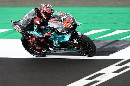 Silverstone MotoGP: Quartararo's FP2 lap record reinstated
