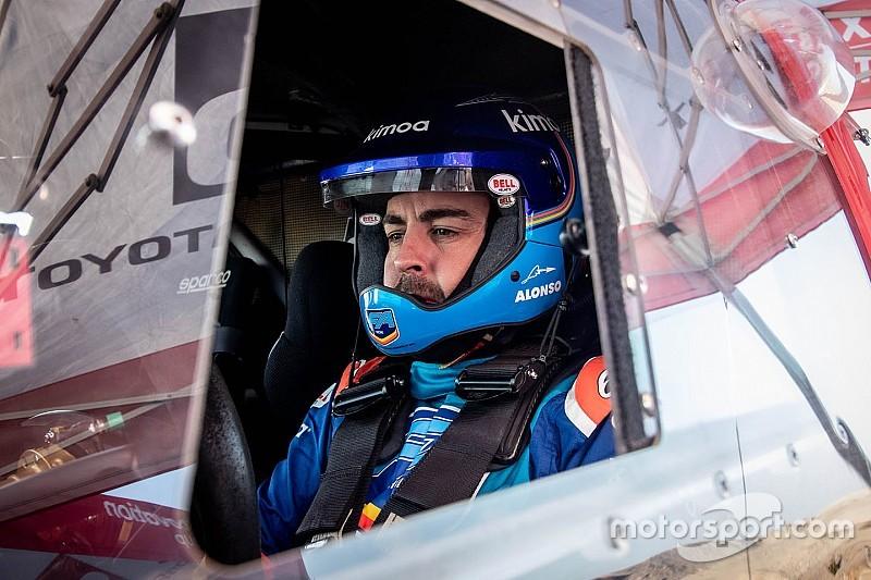 De la Rosa, Alonso'nun döneceğini düşünmüyor
