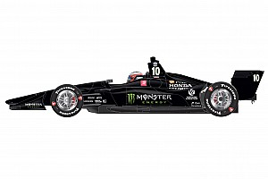 Returning Rosenqvist to run Monster livery at Gateway