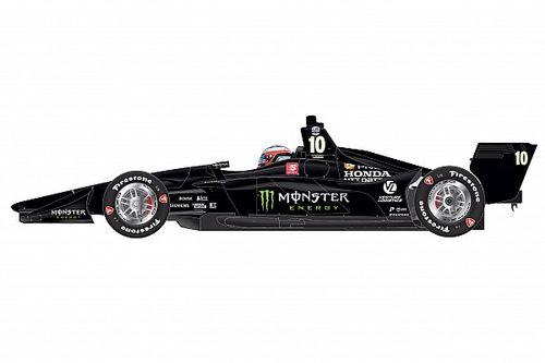Returning Rosenqvist to run Monster livery at Gateway