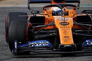 """Sainz: """"Es el 5º más agridulce, se nos escapó el podio"""""""