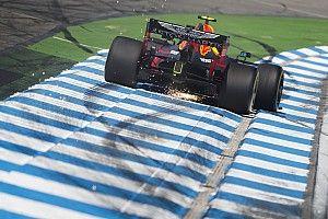 Gasly à un dixième de Verstappen avant l'annulation de son temps