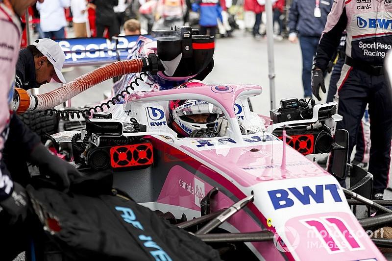 Pérez 2021-ig szinte biztosan a Racing Point versenyzője marad