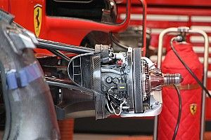 Formel-1-Technik: Detailfotos beim GP Singapur