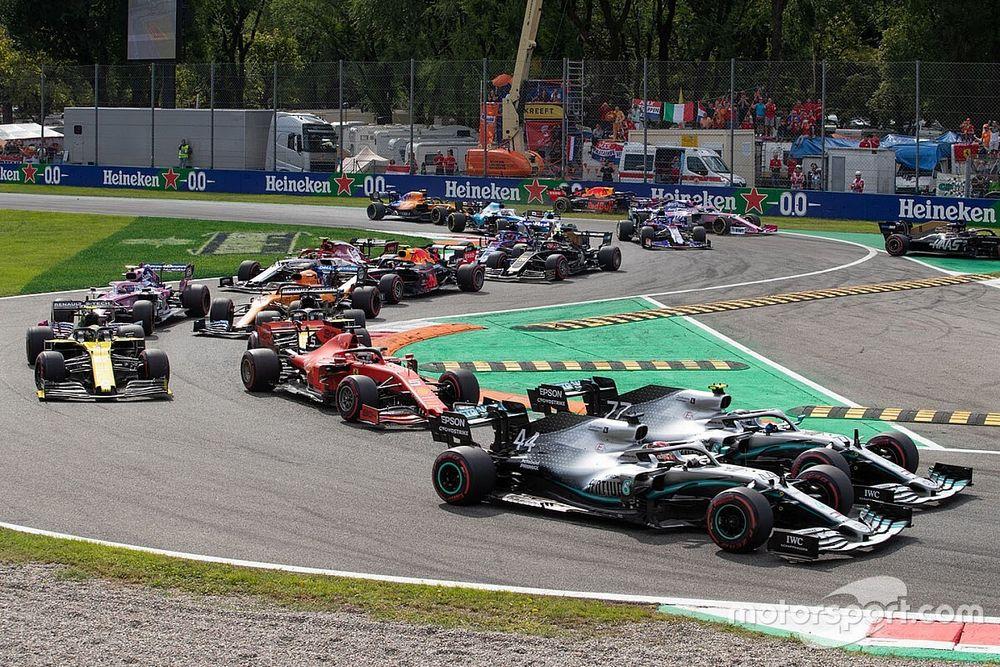 GP de Italia 2020 de F1: horarios, previo y dónde verlo