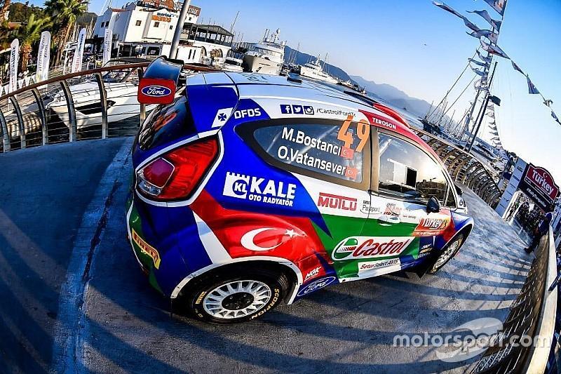Türkiye Rallisi WRC2: Kajenatowicz lider, Murat Bostancı 4.