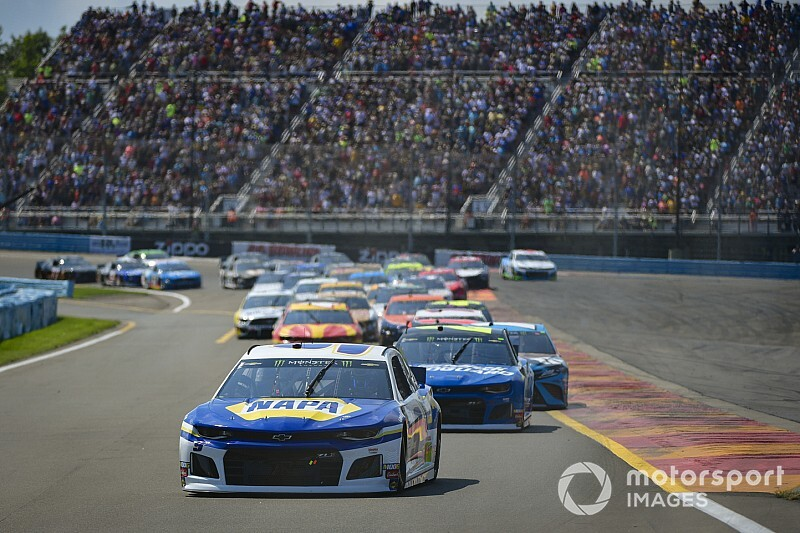 NASCAR alters aero rules in Cup for short tracks, road courses