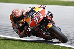 Red Bull Ring MotoGP: Marquez comfortably fastest in FP3