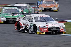 DTM Lausitzring: Rast wint jubileumrace, Frijns vijfde