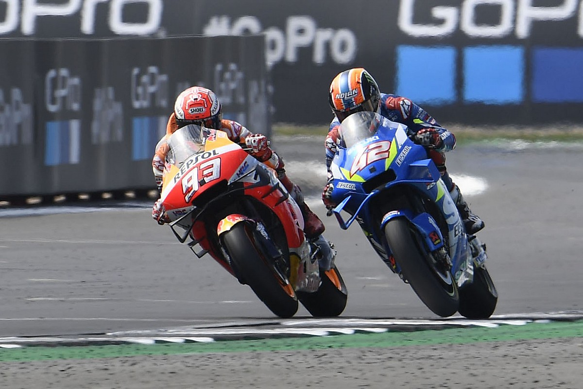 "Why Suzuki needs to get ""creative"" to beat Marquez"