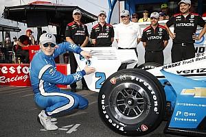 Ньюгарден выиграл восьмой поул в IndyCar