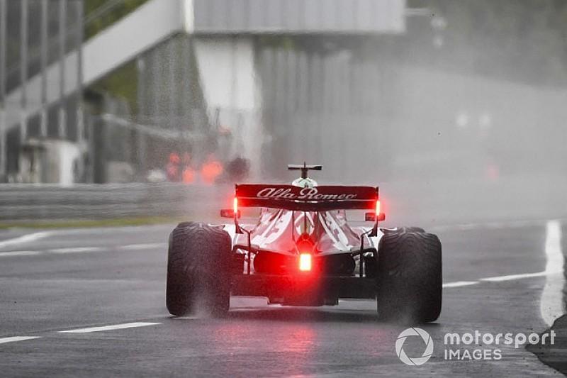 Nuova power unit per Räikkönen, partirà dalla pit lane