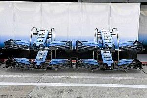 Williams опробует в Японии экспериментальное переднее крыло