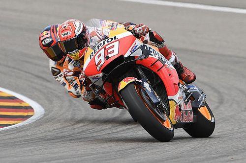 MotoGP: Marquez firma la decima al Sachsenring e va in fuga