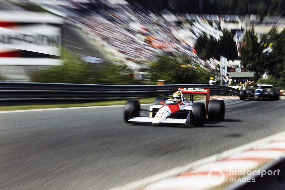 La F1 y Amazon definen a los 10 pilotos más rápidos desde 1983