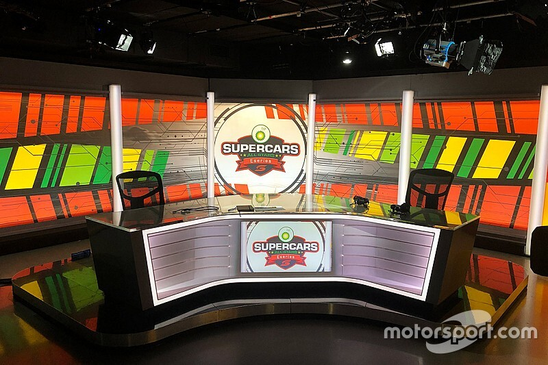 Crompton to commentate Supercars Eseries