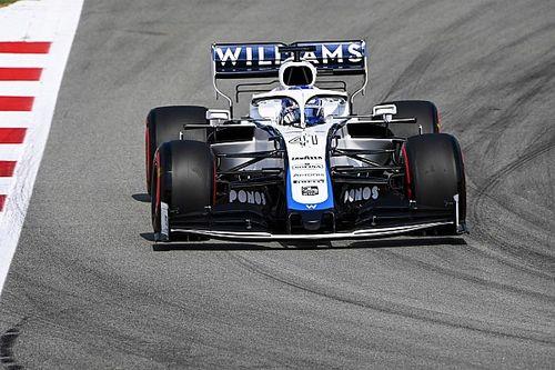 F1: Nissany torna sulla Williams per le Libere 1 di Monza