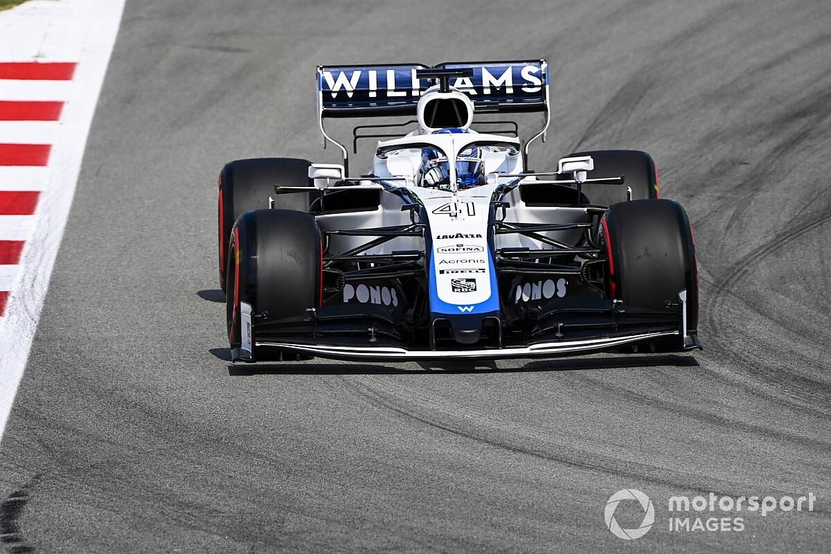 Roy Nissany à nouveau avec Williams en EL1 à Monza