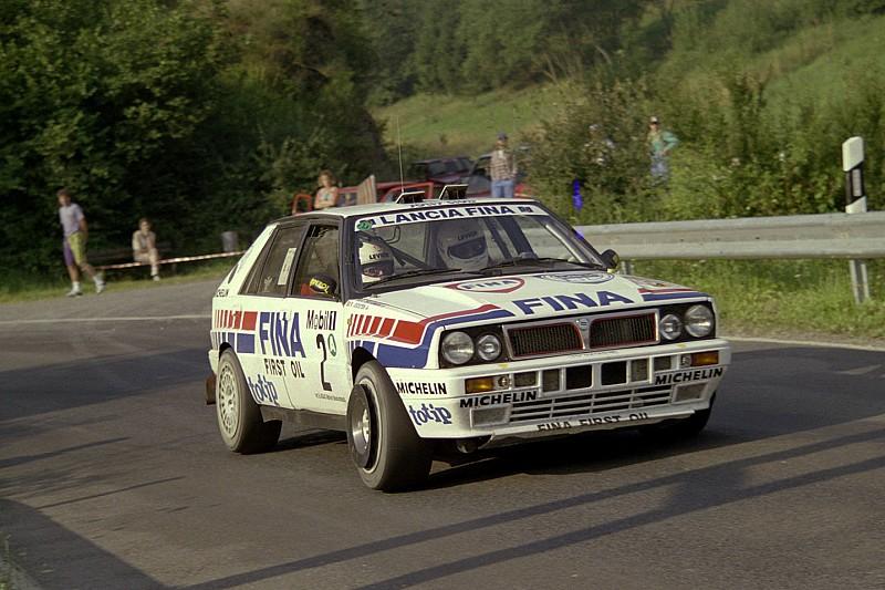 Filmowa historia rajdów: Rajd Niemiec 1990