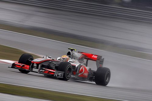 El McLaren MP4-25A F1 de Lewis Hamilton sale a subasta