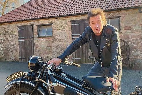 Richard Hammond Pays Hilarious Tribute To Long Way 'Round