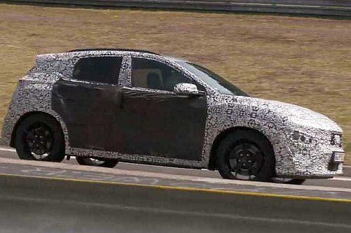 Már a Nürburgringen is megjelent a teljesítményspecifikus Hyundai Kona N