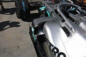 Dostępne miejsce w Mercedesie