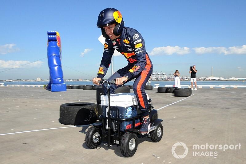 Мельбурн в ожидании Гран При. Первая фотогалерея нового сезона Ф1