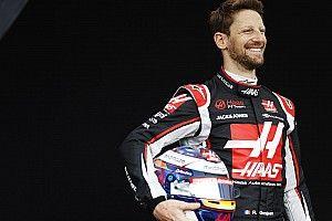 """Grosjean: """"Yarışmaya hazırım"""""""