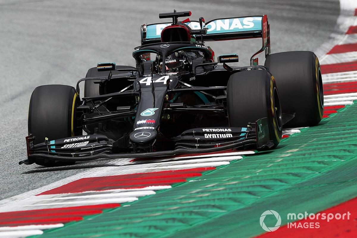 В Формуле 1 прошел первый гоночный день 2020 года. Вот его итоги