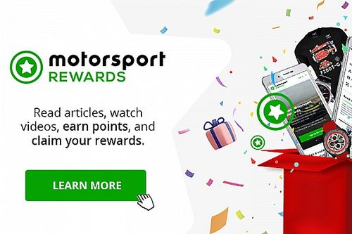 Motorsport Network introduceert Motorsport Rewards