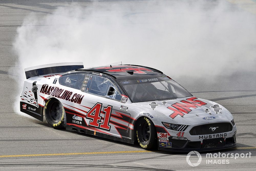 """Cole Custer's rookie season produces """"unimaginable"""" first win"""