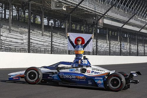 Indy 500: Sato se lleva su segunda Indy 500 con final accidentado; Alonso, 21º