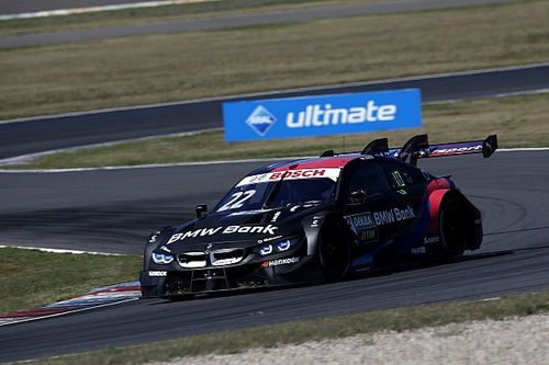 Lausitzring DTM: Auer leads BMW 1-2 in wild Race 2