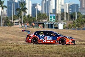 Stock Car: Na força e na tática Barrichello vence corrida 2 em Goiânia