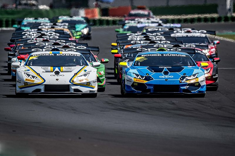 Lamborghini Super Trofeo Europa: oltre 30 Huracán al via a Monza