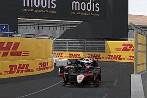 Formula E Race At Home Challenge Berlin: Rowland kazandı, Vandoorne şampiyon!