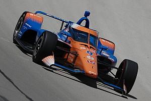 ついに開幕インディカー、ディクソン完勝! 佐藤琢磨は予選クラッシュで出走できず