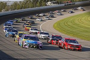 "Debut of choose rule in Cup Series provided ""different possibilities"""