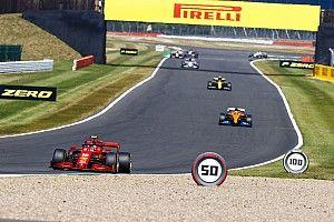 """Leclerc: """"Ser 4º es una victoria, como mucho esperaba ser 8º"""
